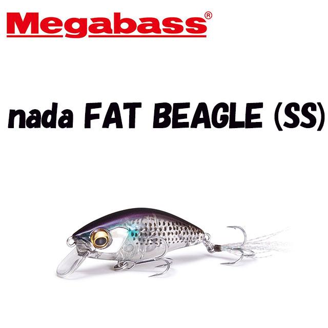 サービス メガバス nadar 保障 FAT SS BEAGLE