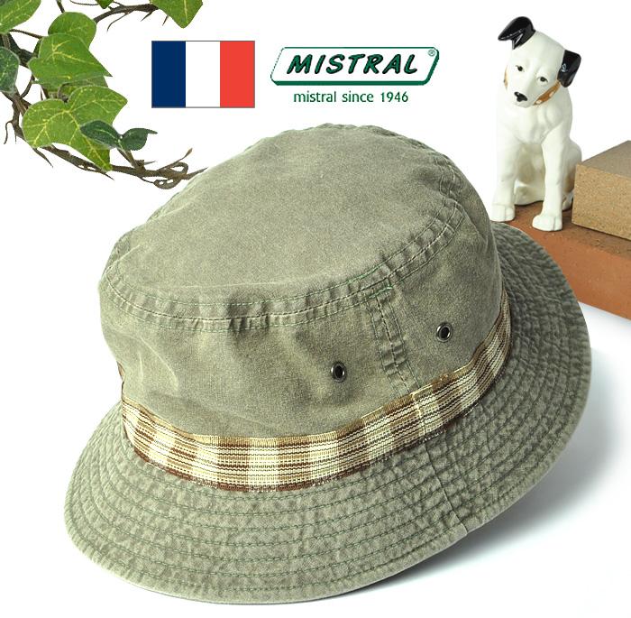 ミストラル 帽子 送料無料【MISTRAL】ミストラル フランス製 サファリハット メンズ 帽子 大きいサイズ カメラマンハット 通販 紳士帽子 70代 ファッション 春 夏
