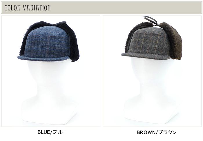 送料無料!《クランベス/CRAMBES/防寒帽子/フランス製/耳あて付き防寒帽子キャップ/飛行帽/メンズ/レディース/帽子/フライトキャップ/飛行帽子【RCP】