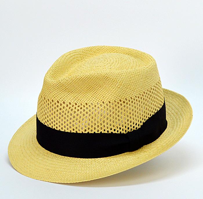 送料無料 パナマ帽 麦わら帽子 中折れハット 日本製 帽子 メンズ 通販 紳士帽子 50代 40代 春 夏 大きいサイズ