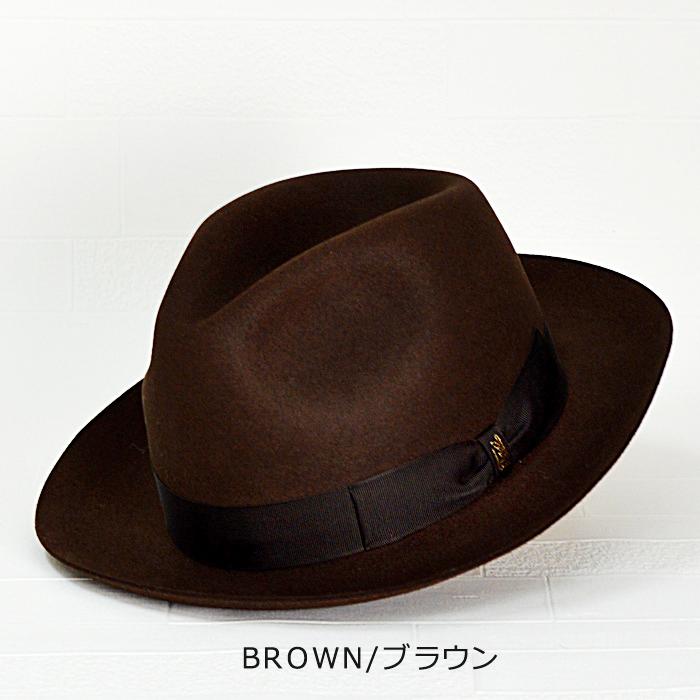中折れハット メンズ 送料無料【Tesi】テシ イタリア製 高品質ウール100% 腰リボン付き 中折れハット メンズ 帽子 大きいサイズ 秋 冬 紳士 帽子 おしゃれ 40代 50代 60代