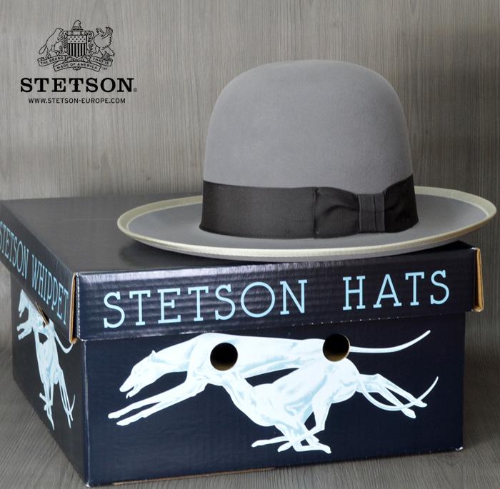 中折れハット メンズ 秋冬 キャッシュレス 帽子 5%還元 ステットソン 帽子 送料無料 STETSON アメリカ製 高級 中折れハット 帽子専用箱付き 海外 ブランド 帽子 通販 おしゃれ メンズ帽子 40代 50代 60代 70代 58cm