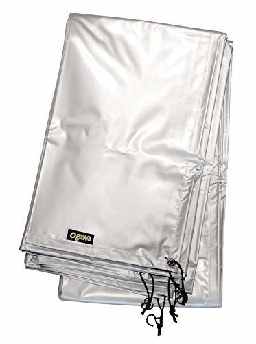 ogawa(オガワ) テント用 PVCマルチシート グロッケ8用 (308cm×293cm) 1430