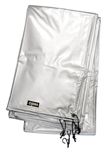 ogawa(オガワ) テント用 PVCマルチシート(ピスタ5、リサーピア3用 270cm×270cm用) 1405