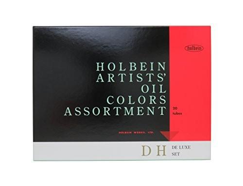 ホルベイン 油絵具 DHセット H903 20ml(6号) 000903