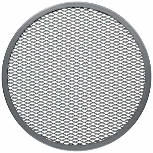 アルミ ピザ焼網 硬質アルマイト加工 9インチ:マニッシュボーイ