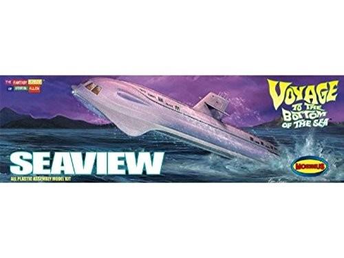 メビウス 1/350 原子力潜水艦シービュー号 (オーロラスケール版) プラスチックモデルキット MOE808