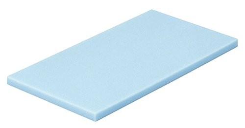 トンボ 抗菌カラー まな板 2cm厚60×30cm ブルー 業務用まな板