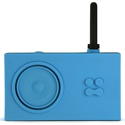 LEXON ラジオ 『FM/AMラジオ』 TYKHO RADIO Desing Marc Berthier アズール LA42 BA