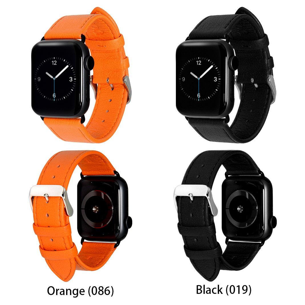 Apple Watch パーツ付バンド アップルウォッチシリーズ2,3,4対応 38mm 40mm 42mm 44mm バンド カシス製 腕時計ベルト LORICA(ロリカ) 生活防水 時計ベルト Apple Watchサードパーティ | 時計 ベルト 腕時計 時計バンド 人気 ウオッチ 夏 替えベルト 交換 父の日 アウトドア