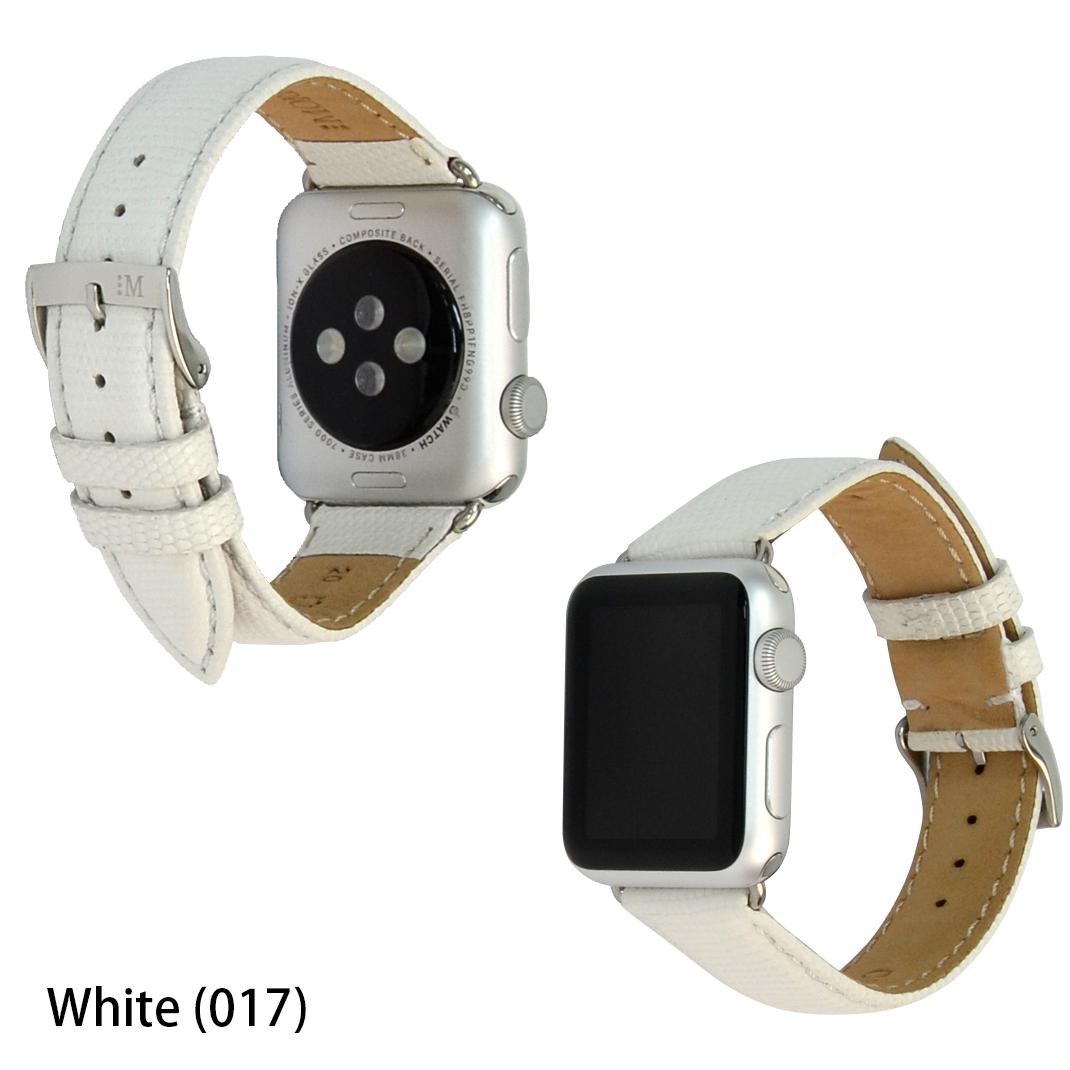 アップル社認定パーツ付バンド アップルウォッチ 38mm用 バンド イタリア モレラート 社製腕時計ベルト VIOLINO(ビオリノ) 時計ベルトMade for Apple Watchサードパーティ| ベルト 腕時計 ベルト交換 替えベルト おしゃれ ウオッチ アップルウオッチ 革ベルト 時計バンド