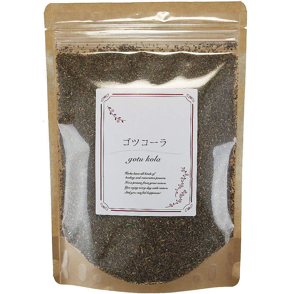 インドで伝統的に使われているハーブ ゴツコーラ ゴツコラ茶 ツボクサ茶 ツボ草茶 100g お茶 ハーブティー 今だけ限定15%OFFクーポン発行中 ゴツコーラ茶 WEB限定 ドライハーブ