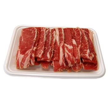 家族での焼肉に最適な大きさにカットしました 商番1102 大幅値下げランキング 11時までの注文で当日発送 牛カルビ焼肉用 水日祝除く モデル着用&注目アイテム 250g