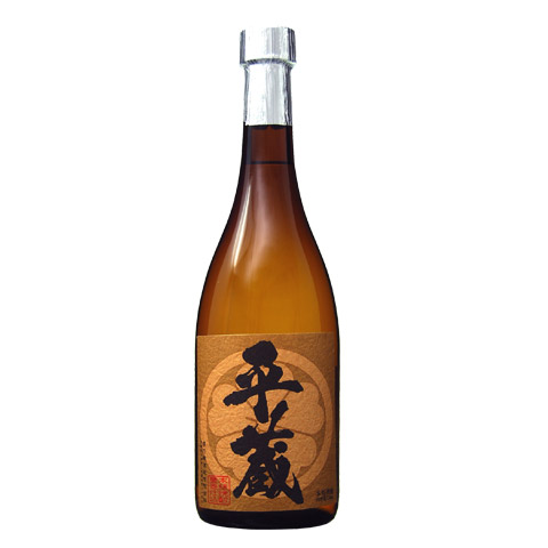 焼酎 宮崎 櫻乃峰酒造 平蔵 麦焼酎 白麹仕込み 25度 720ml