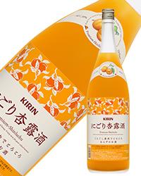 リキュール 静岡 永昌源 にごり杏露酒 10度 1800ml