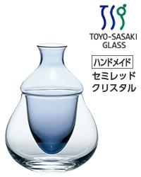 【包装不可】 東洋佐々木ガラス カラフェ バリエーション 冷酒カラフェ 220ml 12個セット 品番:65222DV 日本製 ケース販売 徳利