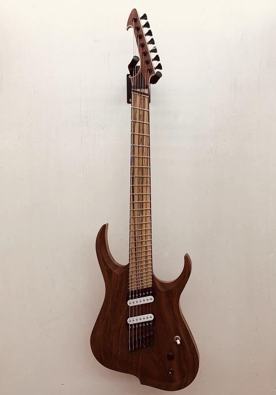 20200610 50053103 Skervesen Chiroptera 7 ギター 出音確認済 中古 希望者のみラッピング無料 送料込 ソフトケース付き