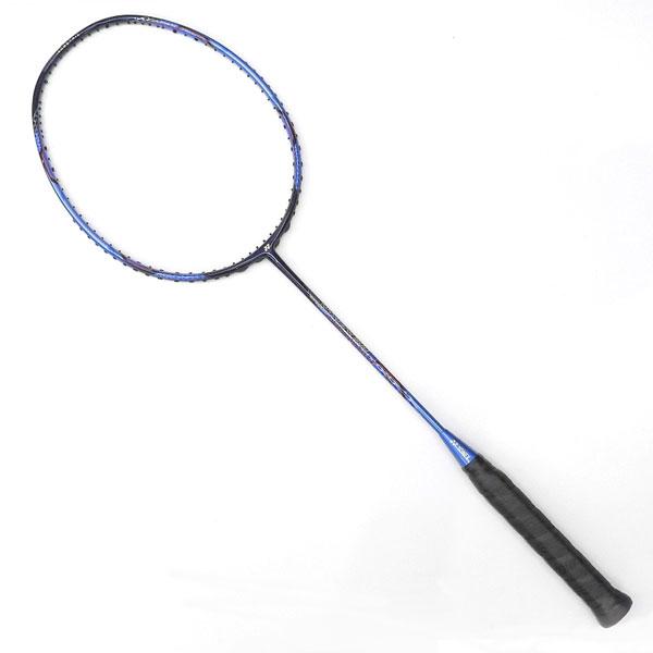 美品 YONEX ヨネックス バドミントン ラケット NANORAY 900 ナノレイ900 ブルー 青 【中古】