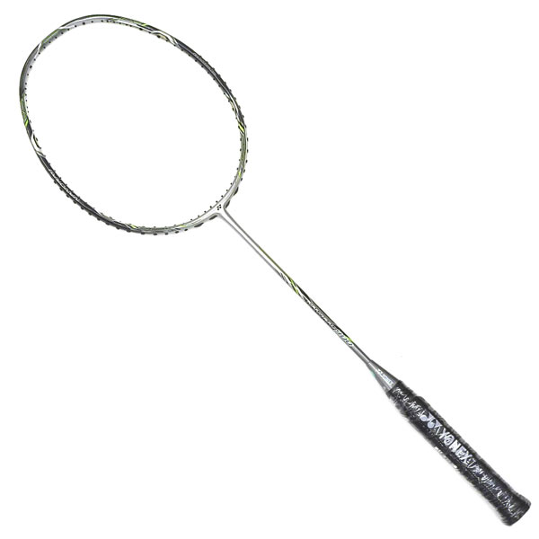 YONEX ヨネックス バドミントン ラケット NANORAY 900 ナノレイ900 グレー系 3U5 【中古】