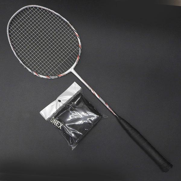 YONEX ヨネックス バドミントン ラケット NANORAY 700FX ナノレイ700FX 袋付き 3U5 【中古】