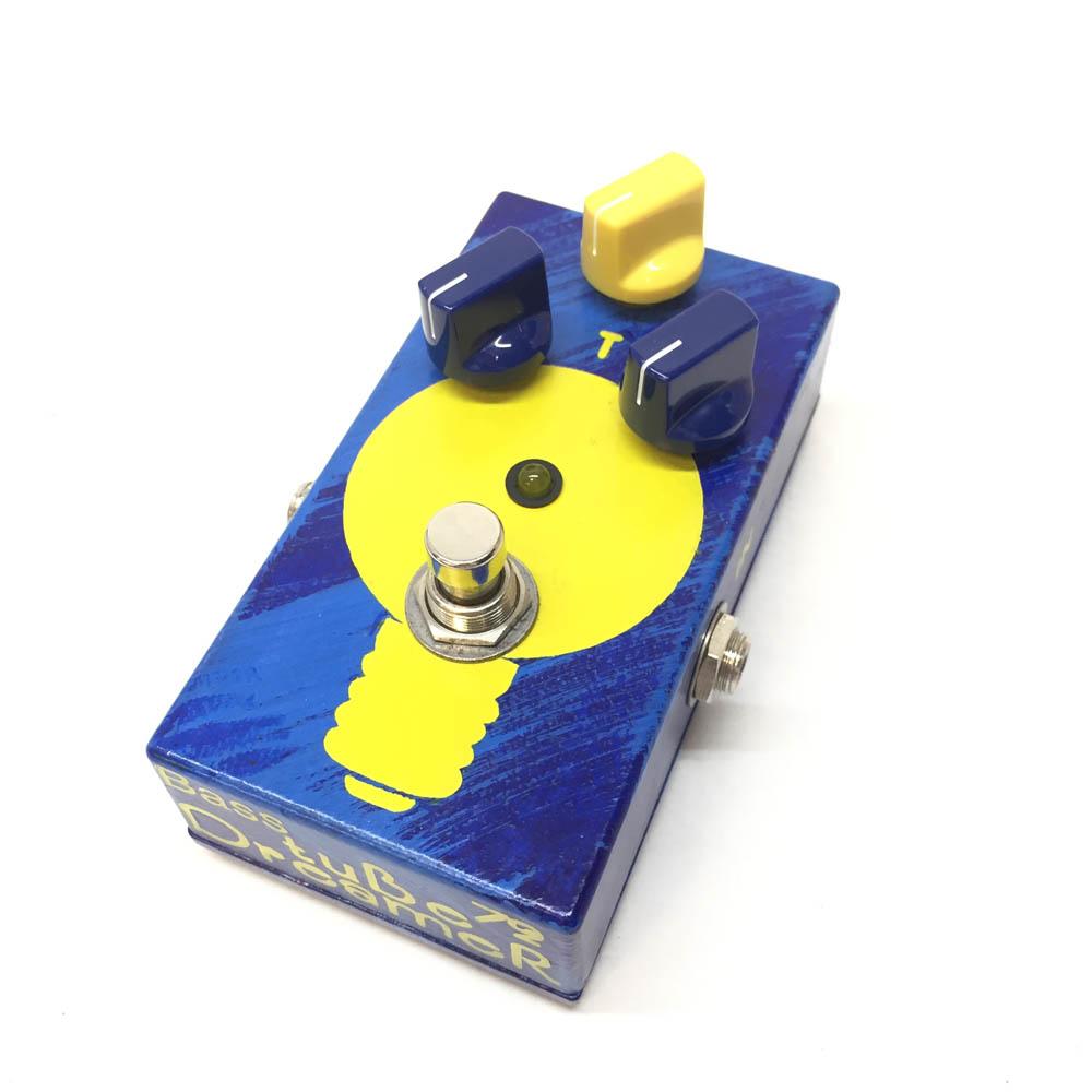 美品 JAM pedals Tube Dreamer 72 Bass ベース用エフェクター オーバードライブ 【中古】