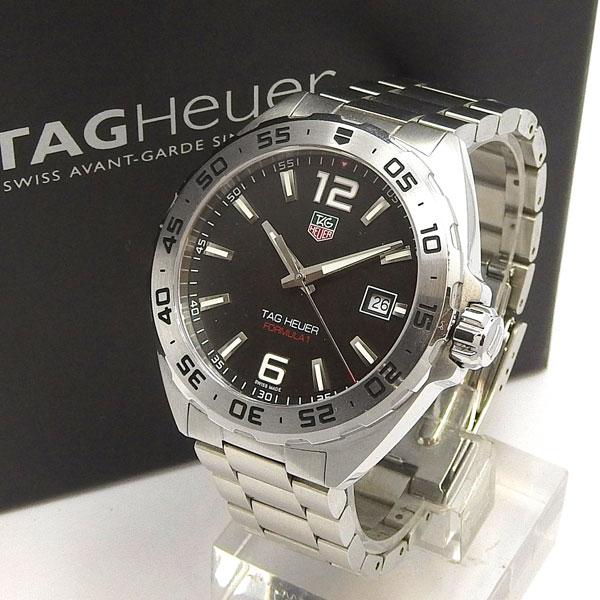 TAG HEUER タグホイヤー フォミュラー1 クオーツ 腕時計 WAZ1112 BA0875 【中古】