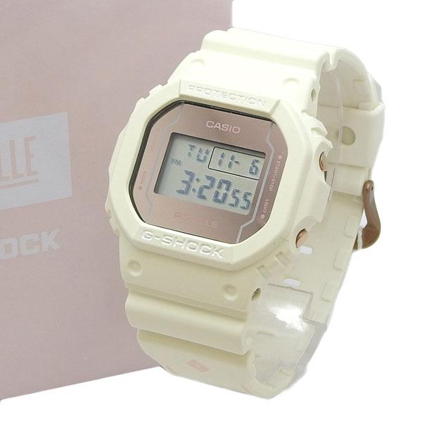 未使用 CASIO カシオ G-SHOCK 腕時計 ピガール(PIGALLE)タイアップモデル DW-5600PGW-7JR 【中古】