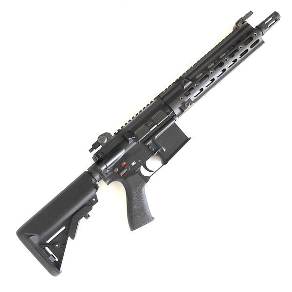 東京マルイ HK416 デルタカスタム BK 次世代電動ガン 18歳以上 ミリタリー 箱付き 【中古】