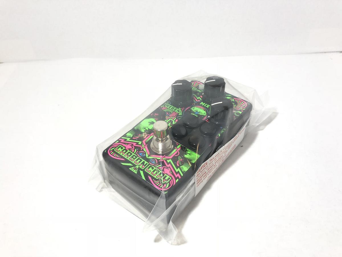 美品 MXR ILD169 Carbon Copy 全世界1250台限定 エフェクター ギターベース用 ター用エフェクター ディレイ 【中古】