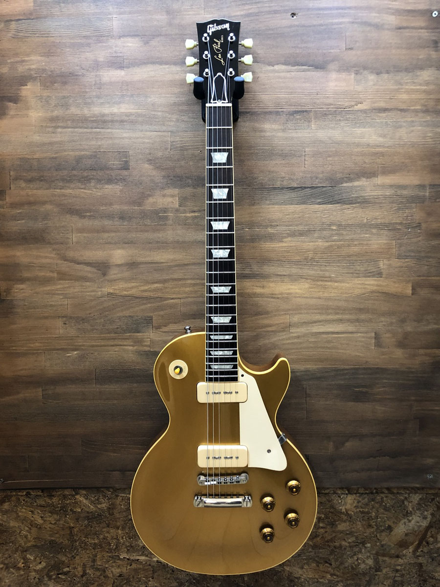 Gibson Custom Shop historic collection 1956 les paul gold top reissue ギブソン エレキギター エレクトリックギター レスポールタイプ 【中古】