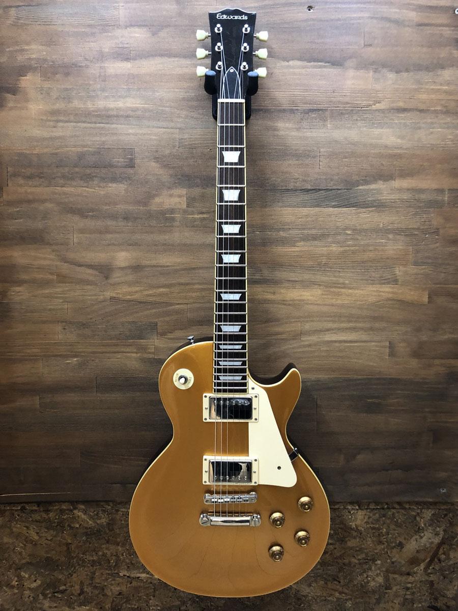 EDWARDS E-LP92SD エドワーズ エレキギター エレクトリックギター レスポールタイプ 【中古】