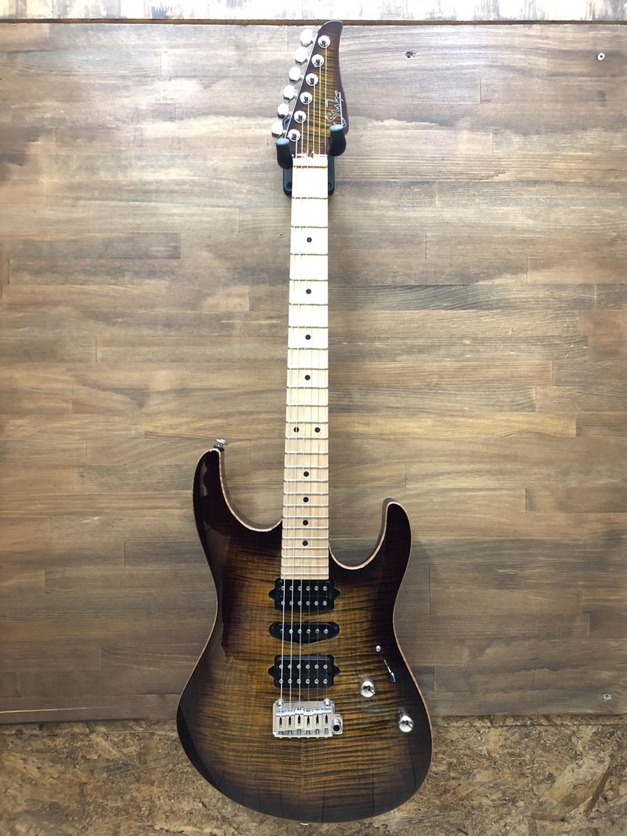 [20191213]50040202 Suhr Modern Pro Bengal Burst エレキギター エレクトリックギター 【中古】
