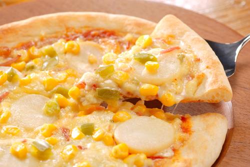 MCC ジャーマンポテト ピッツァ 8インチ 大幅にプライスダウン ピザ 公式通販