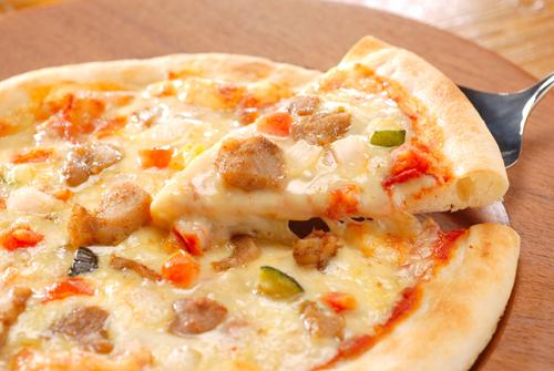 開店祝い MCC グリルチキン ピッツァ 8インチ ピザ 正規激安 240g