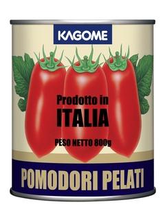 カゴメ 高級な ホールトマト 全品最安値に挑戦 800g イタリア