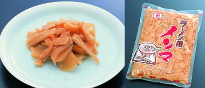 マニハ食品 ラーメン用メンマ1kg×15袋入りケース【送料割引除外品】【1ケースまで1個口】