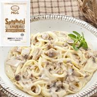 冷凍 人気 与え おすすめ スパゲティソース きのこのクリームソース 140G エムシーシー食品 パスタ 洋風調理品 5食入