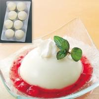 豪華な 冷凍 杏仁豆腐 60G 8食入 テレビで話題 マルハニチロ 中華デザート