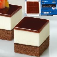 冷凍 カット済ケーキティラミス 北海道産マスカルポーネ使用 367G フレック 冷凍ケーキ 信託 中古 ポーションケーキ