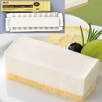【冷凍】FCケーキ レアチーズ (北海道産クリームチーズ使用) 415G (フレック/冷凍ケーキ/フリーカットケーキ)