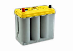 【エントリーP3 マイカー割】★OPTIMA・オプティマイエロートップバッテリー・YT-80B24R★ディープサイクルバッテリーで振動にも強いバッテリー