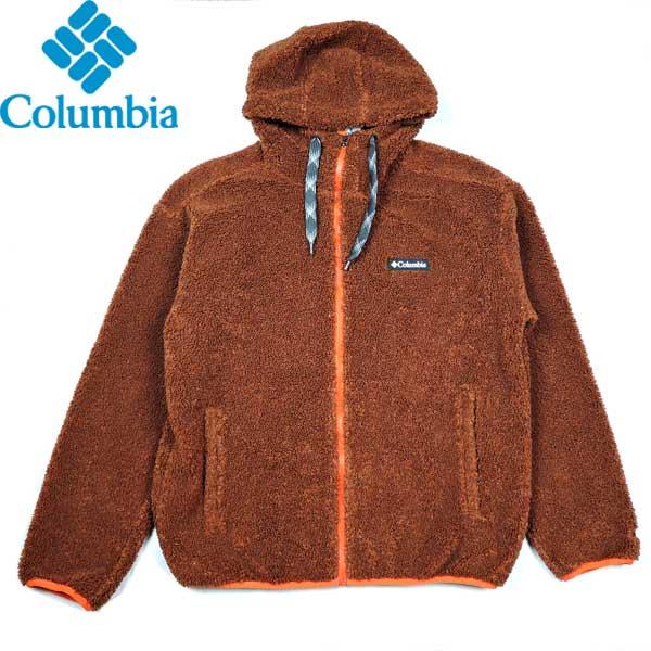 コロンビア 21秋冬 Columbia PM0699 ジャケット アウター ロックトゥーブルックフリースフルジップ キャンプ 最新 ファッション通販