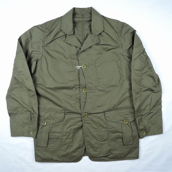 WORKERS Lt Cruiser Jacket, Olive CL Twill クルーザージャケット オリーブ ワーカーズ