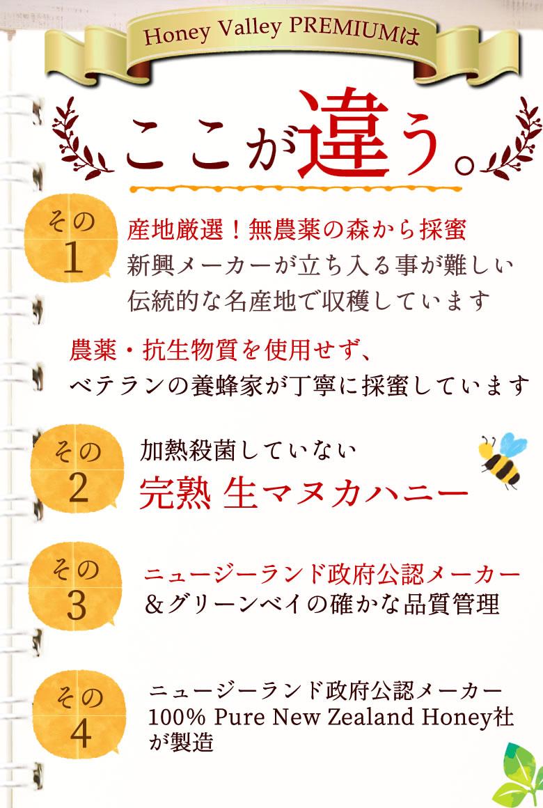 マヌカハニー プレミアムUMF5+ 初回限定 (一部地域は別途送料)生マヌカ