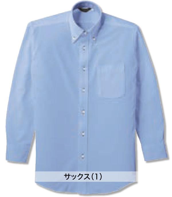 送料無料新品 吸汗 速乾 NOアイロン 長袖B.Dニットシャツ アイテム勢ぞろい UNISEX