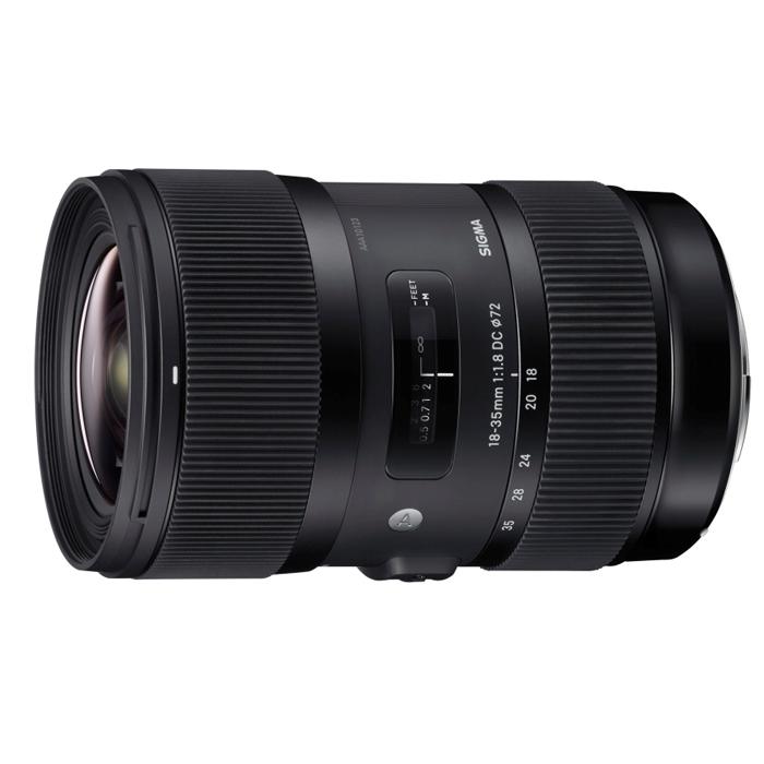 《新品》 SIGMA(シグマ) A 18-35mm F1.8 DC HSM(ニコン用)[ Lens | 交換レンズ ]【KK9N0D18P】