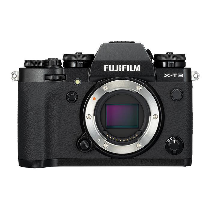 【あす楽】《新品》FUJIFILM (フジフイルム) X-T3 ボディ ブラック[ ミラーレス一眼カメラ | デジタル一眼カメラ | デジタルカメラ ] 【KK9N0D18P】