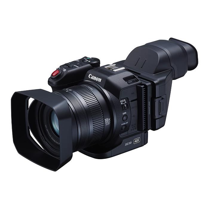 《新品》 Canon デジタルビデオカメラ XC10 [ ビデオカメラ ]【KK9N0D18P】