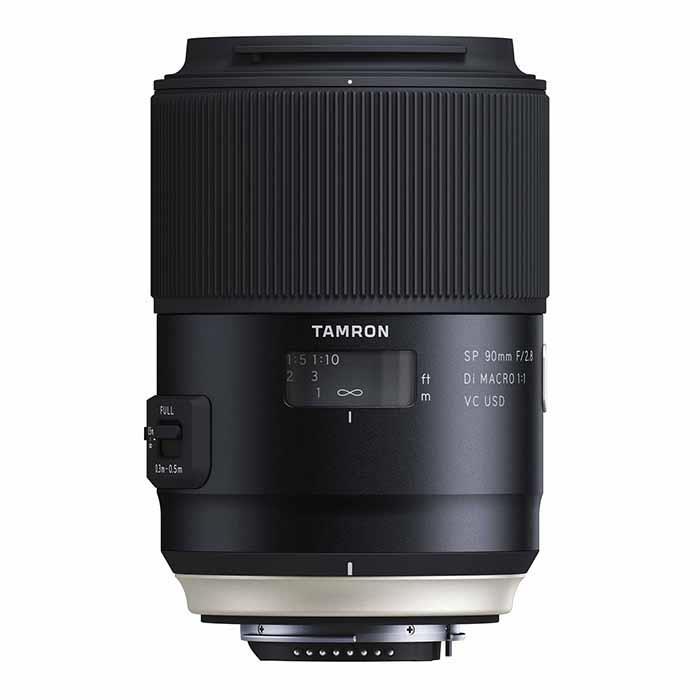 《新品》 TAMRON (タムロン) SP 90mm F2.8 Di MACRO 1:1 VC USD/Model F017N(ニコン用)[ Lens | 交換レンズ ]【KK9N0D18P】