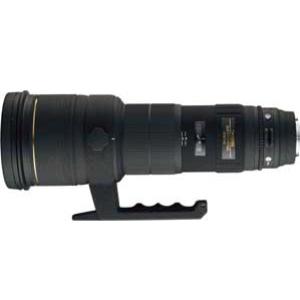 《新品》 SIGMA(シグマ) APO 500mm F4.5EX DG HSM(キヤノン用)[ Lens | 交換レンズ ]【KK9N0D18P】〔メーカー取寄品〕